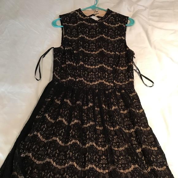 Candie's Dresses & Skirts - Brand new black lace dress Kohl's Juniors XL